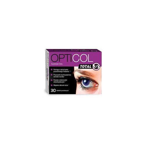 Opticol Total 30 tabl., postać [tabletki]