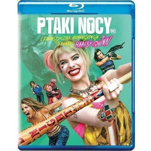 Ptaki nocy i fantastyczna emancypacja pewnej Harley Quinn (Blu-ray) (7321931353755)