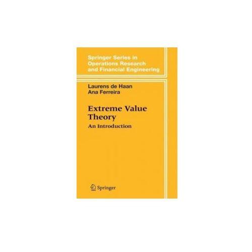 Extreme Value Theory (9780387239460)