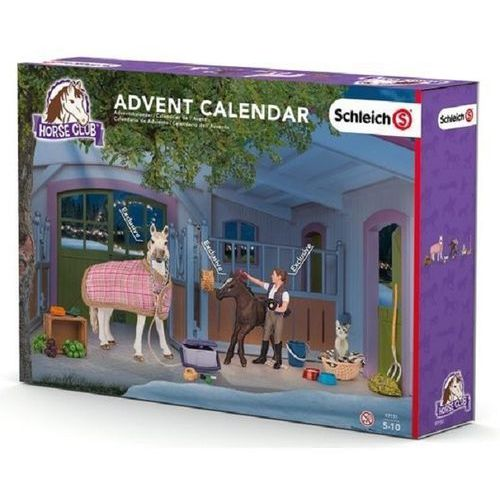 Kalendarz SCHLEICH Kalendarz Adwentowy Konie 2016
