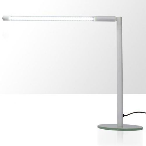 Splendore Lampka na biurko led 4w - rurka - biała, kategoria: lampki biurkowe