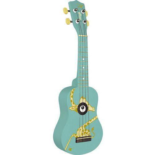 Stagg us-giraffe - ukulele sopranowe