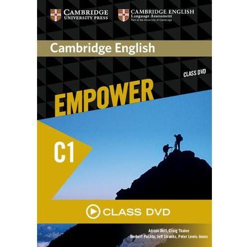 Cambridge English Empower Advanced Class DVD, praca zbiorowa
