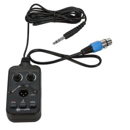 American dj ff23tr fog fury dmx timer remote - timer / interface dmx