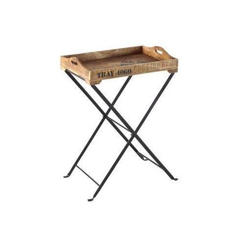 Industrialny stolik śniadaniowy Farrier - oferta [15e1417eb79506a1]