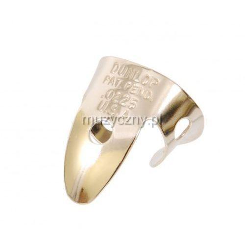 33p.0225 zestaw pazurków metalowych, 4 sztuki na palce +1 sztuka na kciuk marki Dunlop