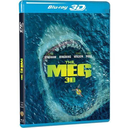 THE MEG (2BD 3-D) (Płyta BluRay) (7321999349370)