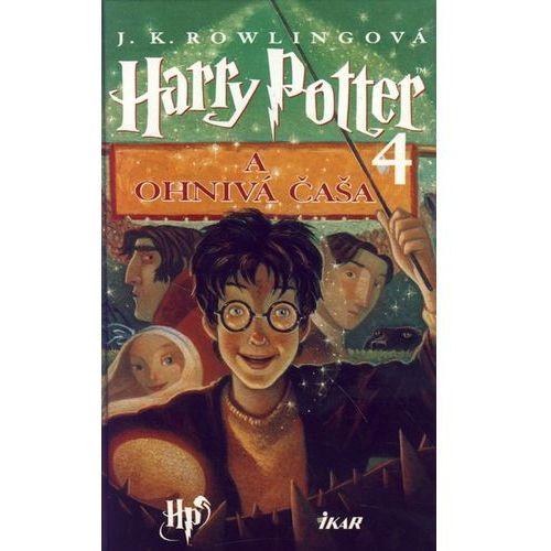 Harry Potter 4 - A ohnivá čaša, 2. vydanie Rowlingová Joanne K. (9788055143866)