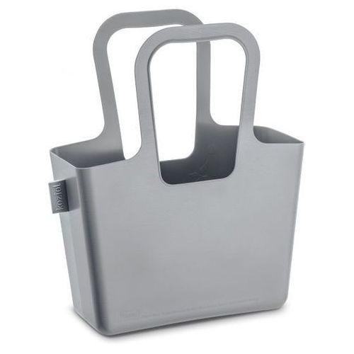 Koziol Wielofunkcyjna torba na zakupy, plażę taschelino - kolor szary,