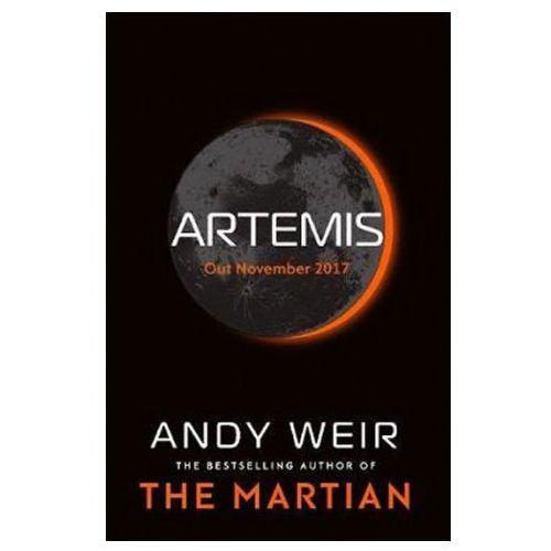 Artemis - Andy Weir. DARMOWA DOSTAWA DO KIOSKU RUCHU OD 24,99ZŁ (320 str.)