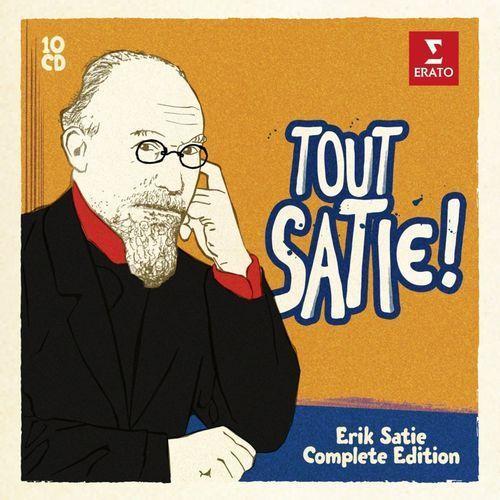 Tout satie! - erik satie - complete edition - różni wykonawcy (płyta cd) marki Various artists
