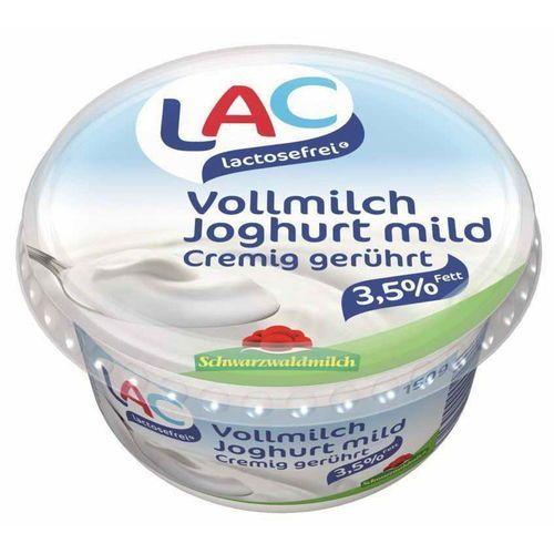 Jogurt kremowy bez laktozy 150 g h marki Schwarzwaldmilc
