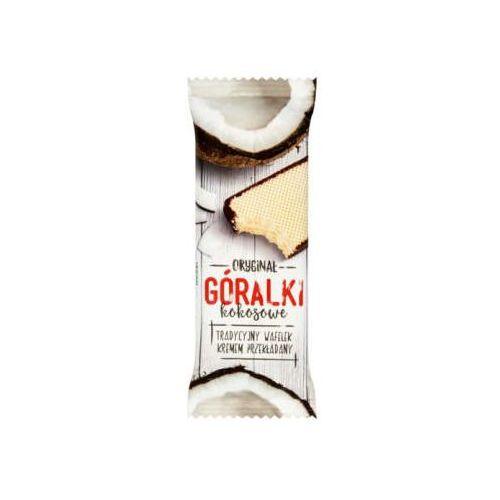 Góralki kokosowe Wafelek przekładany kremem o smaku kokosowym 50 g (8584004041426)
