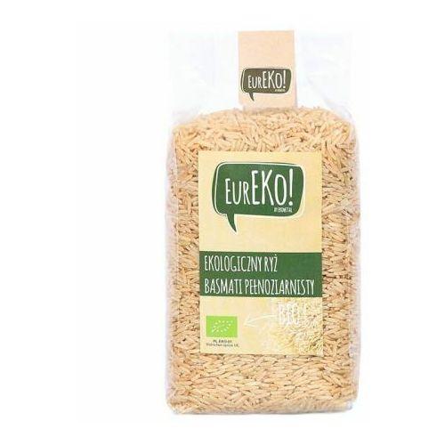 Eureko Ryż basmati pełnoziarnisty bio 500 g (5908249972223)