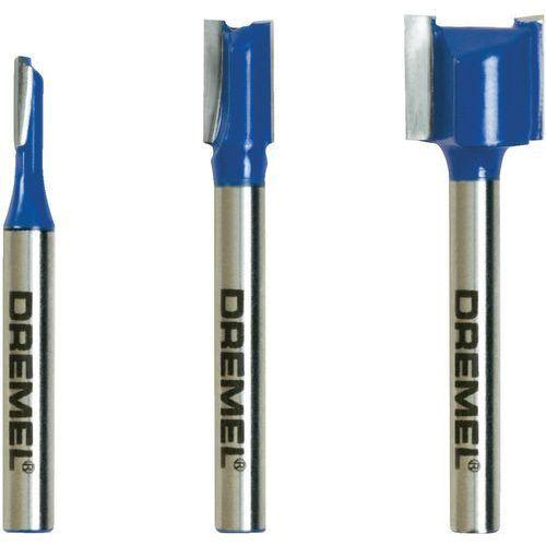 Frez Dremel TR673, 4,8 mm, zestaw 3 szt. - produkt dostępny w Conrad.pl