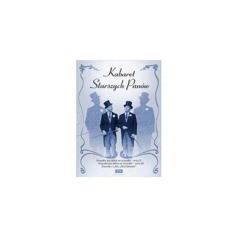 Kabaret Starszych Panów cz. 4 DVD