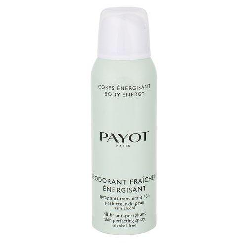 corps energisant 48hr antyperspirant 125 ml dla kobiet marki Payot