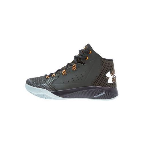 Under Armour TORCH FADE Obuwie do koszykówki artillery green/radiate/atlas green, kolor zielony