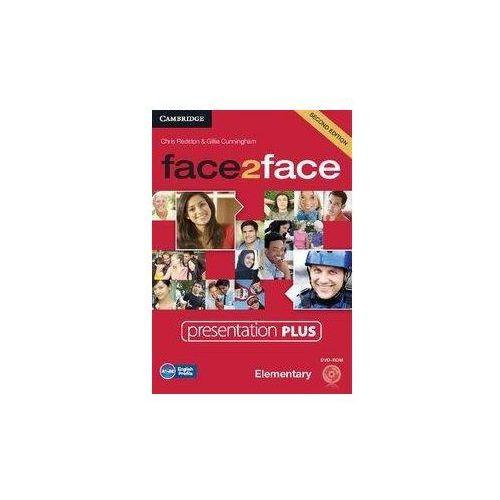 face2face Elementary Presentation Plus DVD (Płyta DVD)