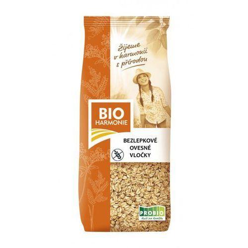 Bioharmonie Płatki owsiane bezglutenowe bio 250g (8595582411952)
