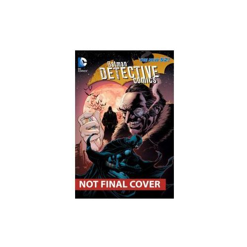 Batman - Detective Comics Vol. 3 Emperor Penguin (The New 52) (9781401246341)