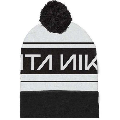 czapka zimowa NIKITA - Whammy Beanie White (WHT) rozmiar: OS, kolor biały