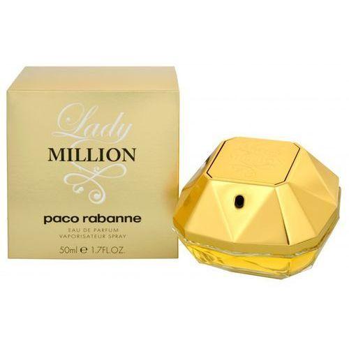 Paco Rabanne Lady Million Woman 80ml EdP