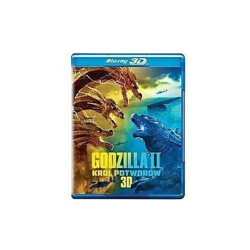 Michael dougherty Godzilla ii: król potworów (2bd 3d) (płyta bluray) (7321931350969)