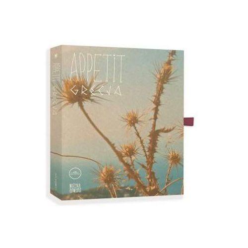 Appetit. Grecja (CD) - Dostawa zamówienia do jednej ze 170 księgarni Matras za DARMO, 2564619800