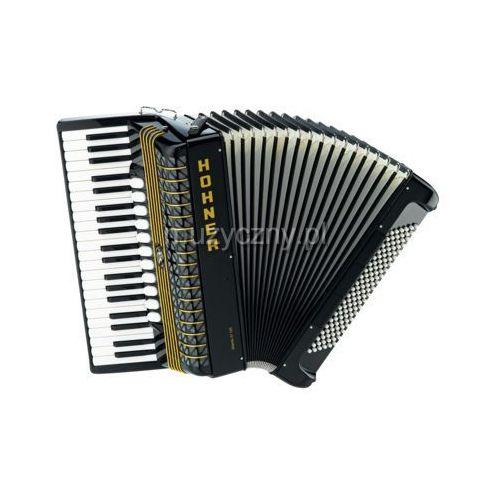 Hohner Atlantic IV 120 akordeon (czarny)
