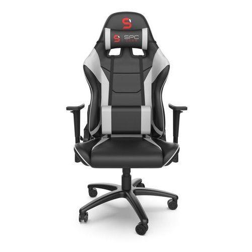Fotel SPC GEAR SR300 V2 Biały (5903018660981)