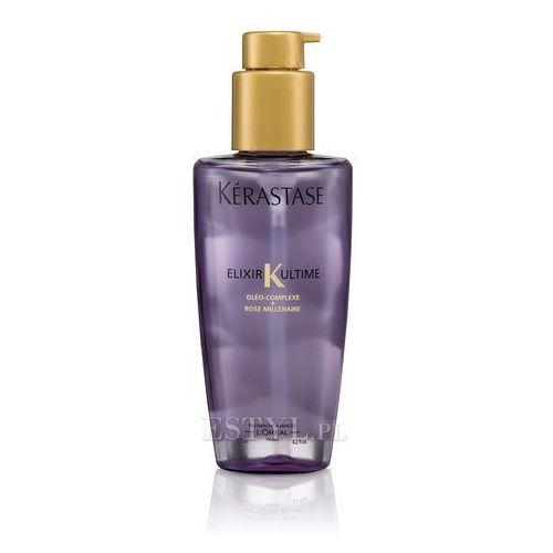 Kerastase Elixir Ultime Cheveux Fins et Sensibilises - Olejek do włosów cienkich, wrażliwych 125 ml - z kategorii- olejki do włosów