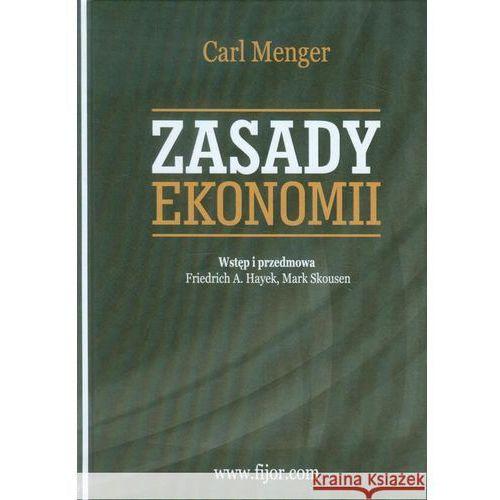 Zasady ekonomii, Fijorr Publishing