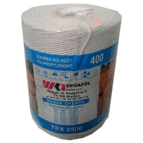 Sznurek Rolniczy TEX 2500 TEGAFOL (8526985458787)