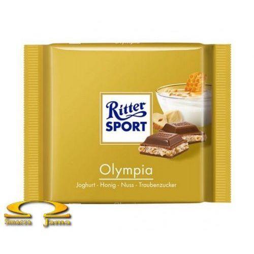 Ritter sport Czekolada olympia nadziewana 100g (4000417280008)
