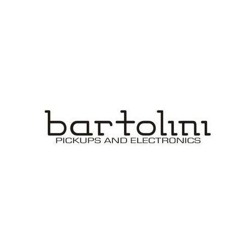 Bartolini hr-4.7/918 - pre-wired active preamp, 3-band eq