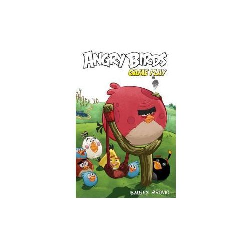 38a9a067410b7 ANGRY BIRDS COMICS GAME PLAY V 62,54 zł One of the most popular mobile  games ever brings down the house in an explosive comic series!