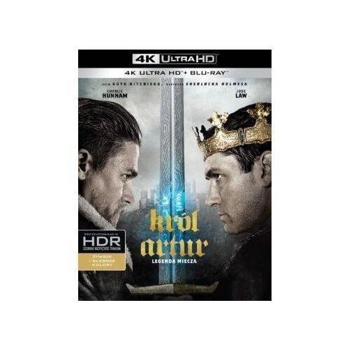 Król Artur: Legenda miecza 4K (Blu-ray) - Guy Ritchie (7321999347260)