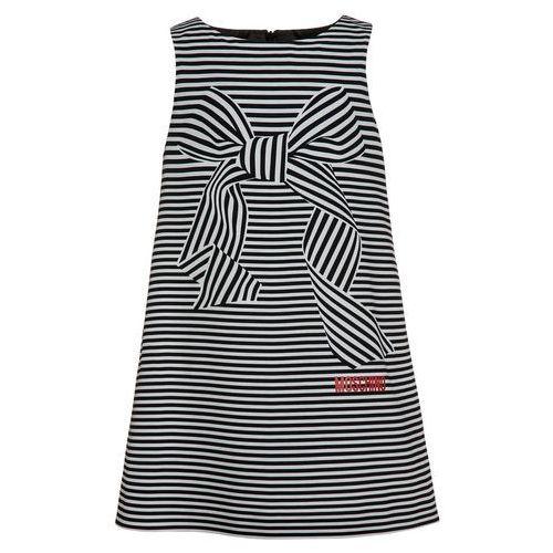 MOSCHINO Sukienka letnia nero