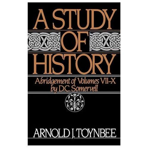 Study of History: Volume II: Abridgement of Volumes VII-X (9780195050813)