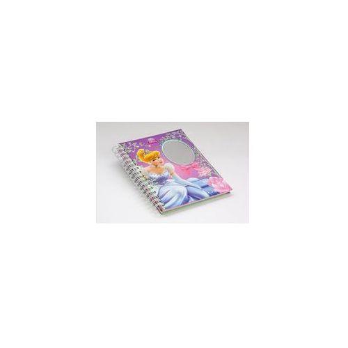 Pamiętnik na spirali A5 z lusterkiem (pamiętnik)