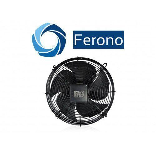 Wentylator osiowy, tłoczący z siatką 630mm, 8590 m3/h (fst630v15) marki Ferono
