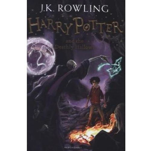 Harry Potter and the Deathly Hallows (9781408855959)