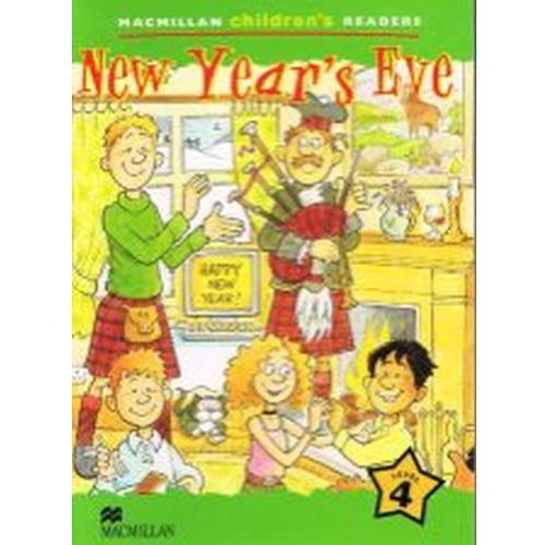 New Years Eve Angielski poziom 4 książeczka do czytania, Macmillan