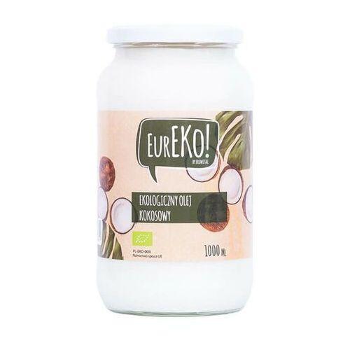 Eureko Olej kokosowy bio 1000 ml (5908249974869)