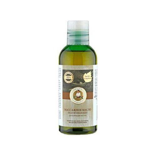 Bania agafii kąpiel agafii olej do masażu ujędrniający - korekcja figury, 170 ml (4630007831732)