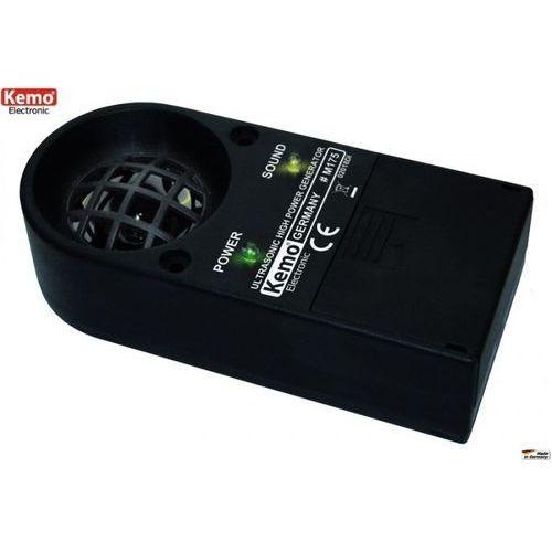 Uniwersalny generator ultradźwiękowy KEMO M175 z kategorii Środki na szkodniki