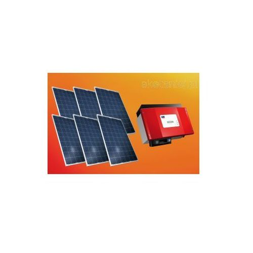 Zestaw ogniw 1,44kW Canadian Solar CS6P-240P + falownik SMA SB1200, kup u jednego z partnerów
