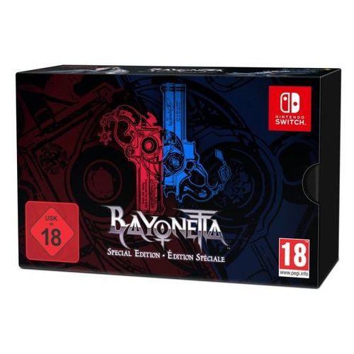 Nintendo Bayonetta 2 - edycja limitowana - produkt w magazynie - szybka wysyłka! (0045496421557)