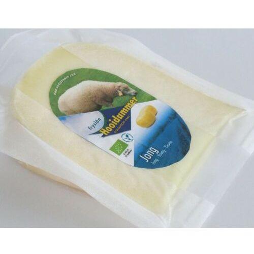 Owczy ser dojrzewający mild 50% tłuszczu bio 200 g - hooidammer marki Hooidammer (sery dojrzewające)